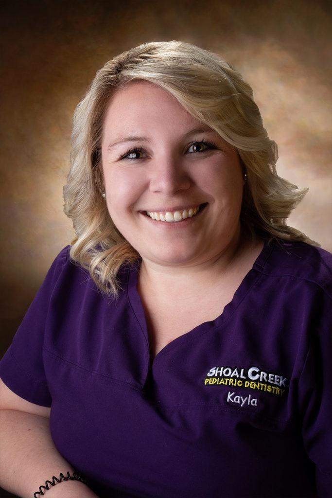 Kayla - Dental Assistant