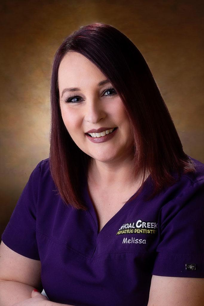 Melissa, Lead Dental Assistant
