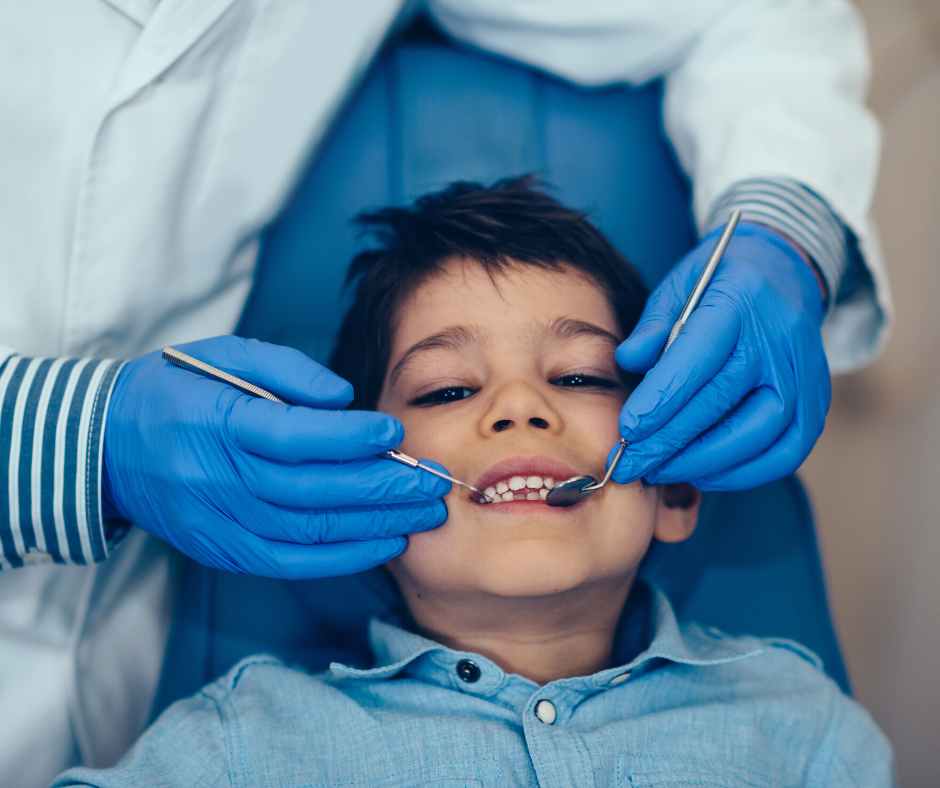 Why You Should Choose a Pediatric Dentist