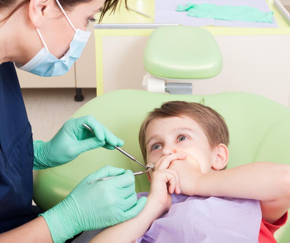 Treating Dental Anxiety in Children