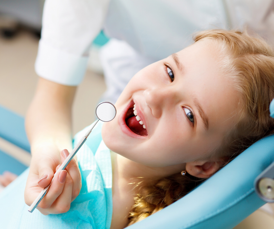 Common Dental Problems Children Experience