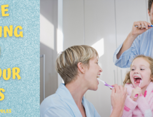Make Brushing Fun for Your Kids