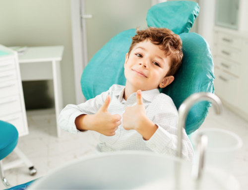Controlling Your Child's Dental Anxiety