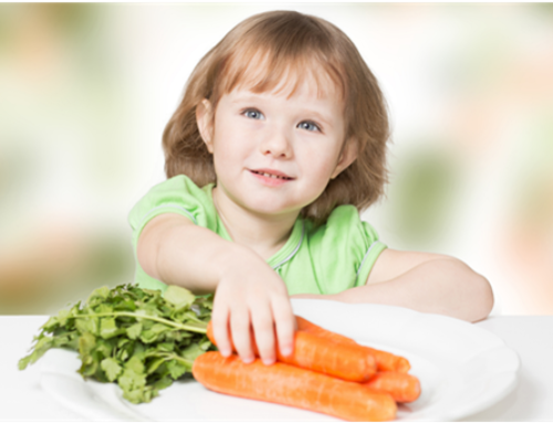 The Best Foods for Children's Dental Health
