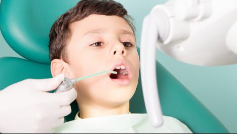 kids dentist in Kearney