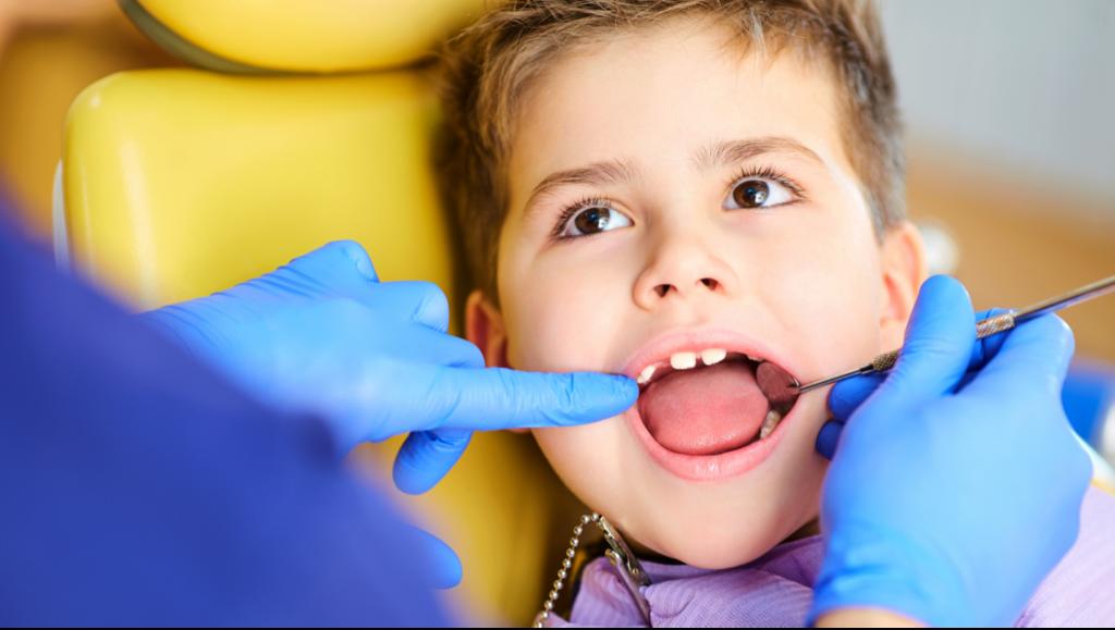 Pediatric dental specialists in Kansas City